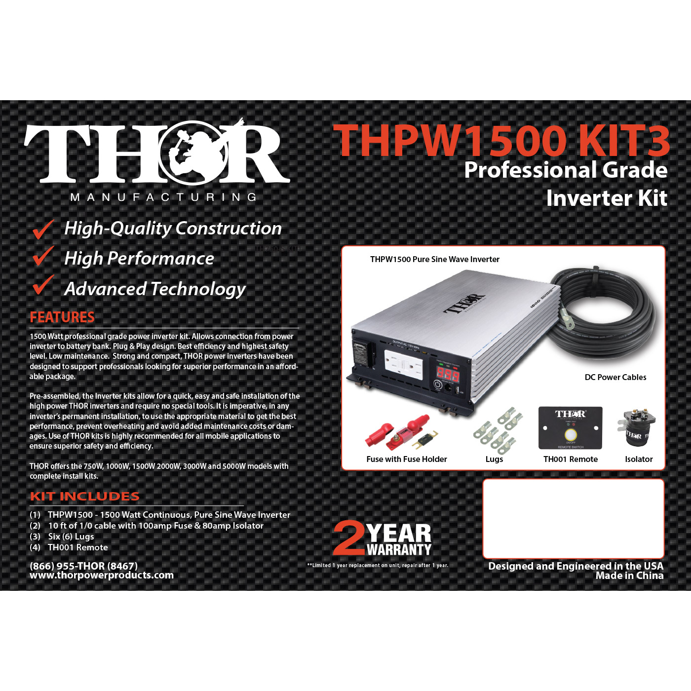 thpw1500kit3-label